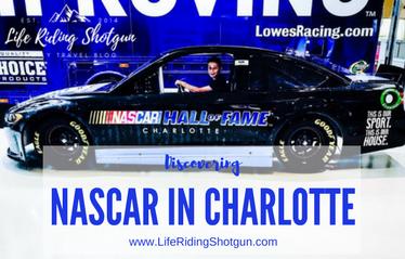 NASCAR in Charlotte