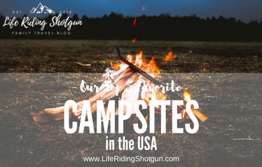 Top 5 Campsites
