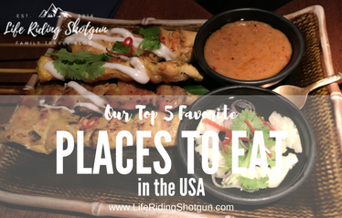 Top 5 Places to Eat