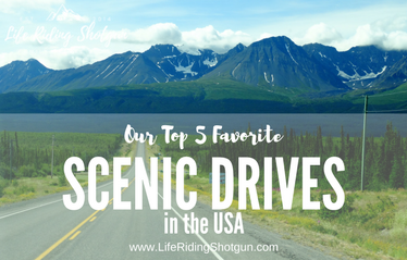 Top 5 Scenic Drives
