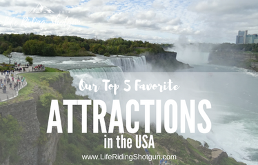 Top 5 Attractions
