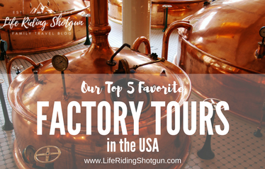 Top 5 Factory Tours