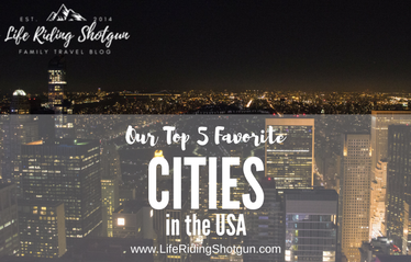 Top 5 Cities