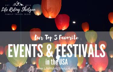 Top 5 Festivals