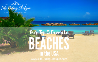 Top 5 Beaches