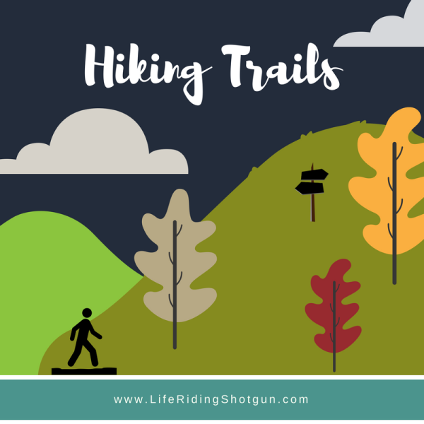 Hiking Trails Vlog