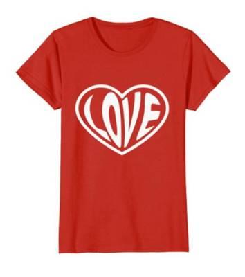 Heart Full of Love T-Shirt