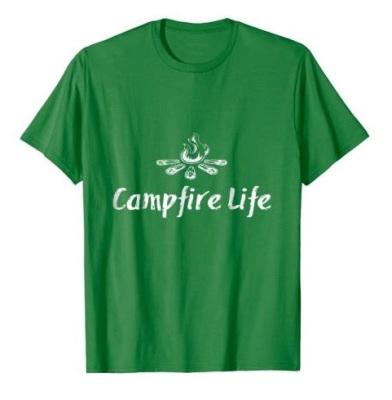 Campfire Life T-Shirt