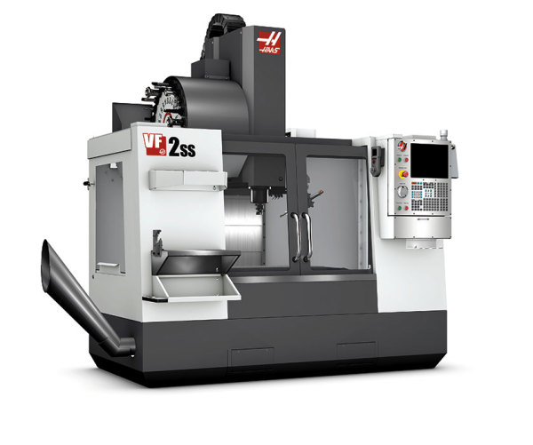HAAS VF2SS CNC Machine