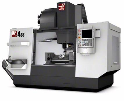 Precision Engineering HAAS VF4SS
