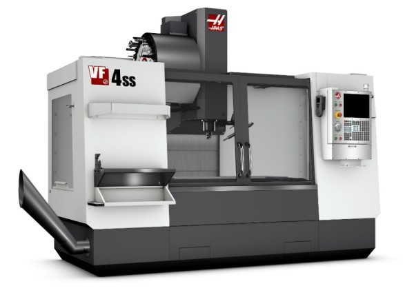 Haas VF4SS CNC Machining Centre