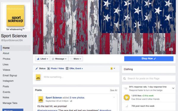 Facebook Social Media Management | Loud Mouth Social