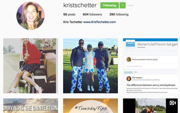 Kris Tschetter | Instagram