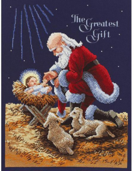 'Kneeling Santa' As I See It Rev. C.K. Fear