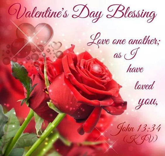Valentine's Day As I See It. REV. C.K. Fear