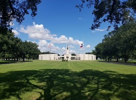 Our Thanks to Houston National Cemetery