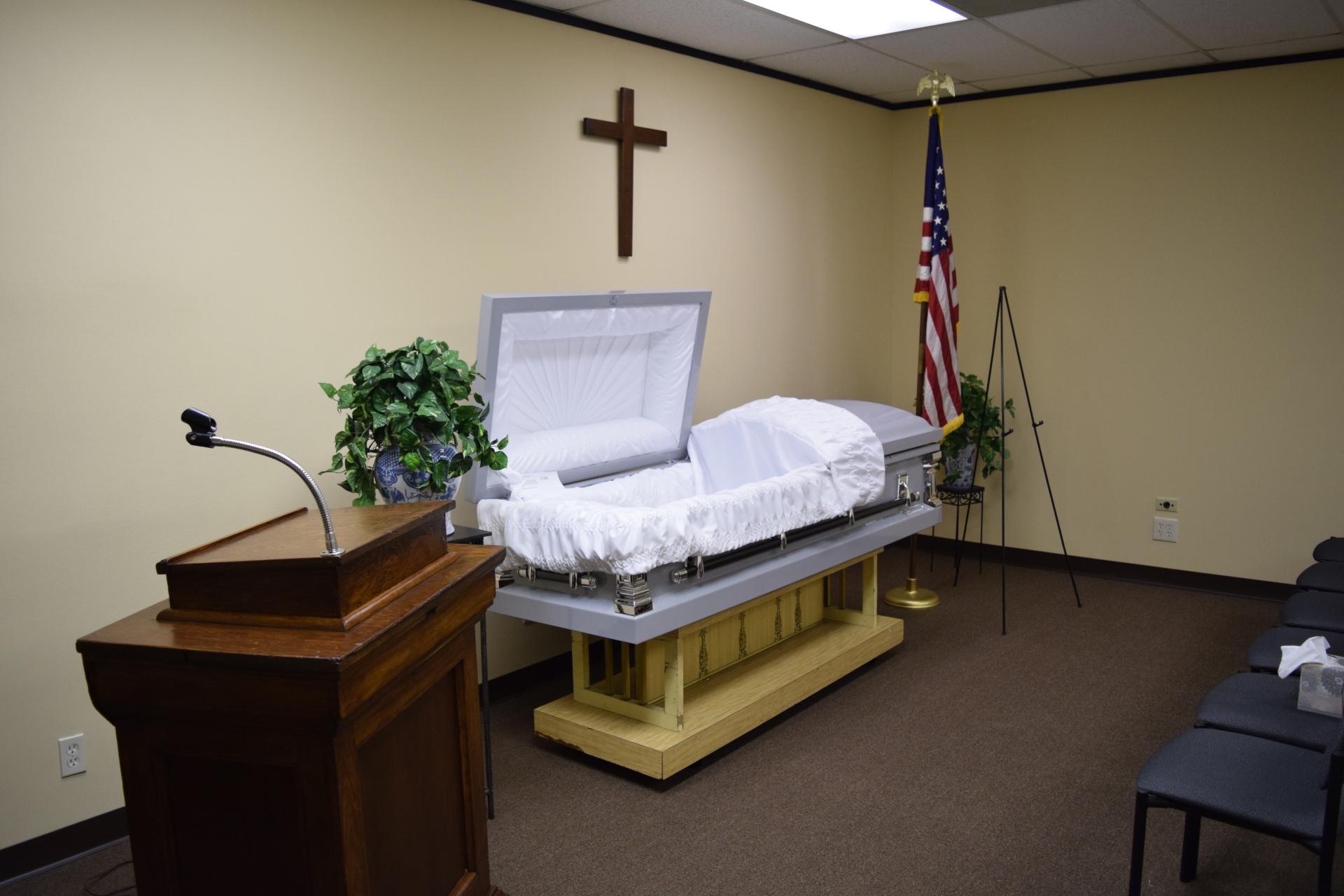 Affinity Memorial Center Chapel