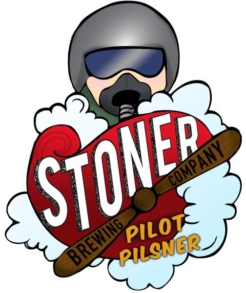 Stoner Brewery concept Pilsner