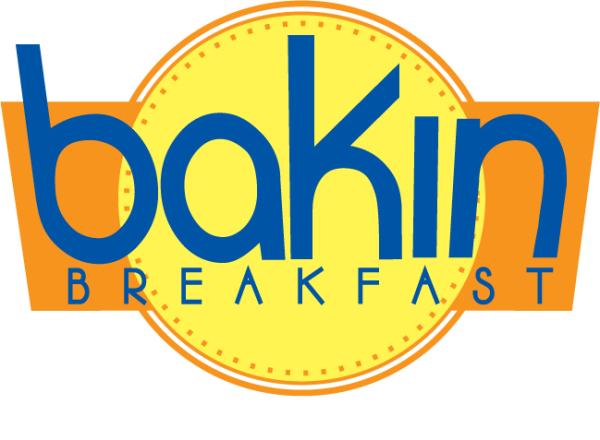 Bakin Breakfast restaurant logo