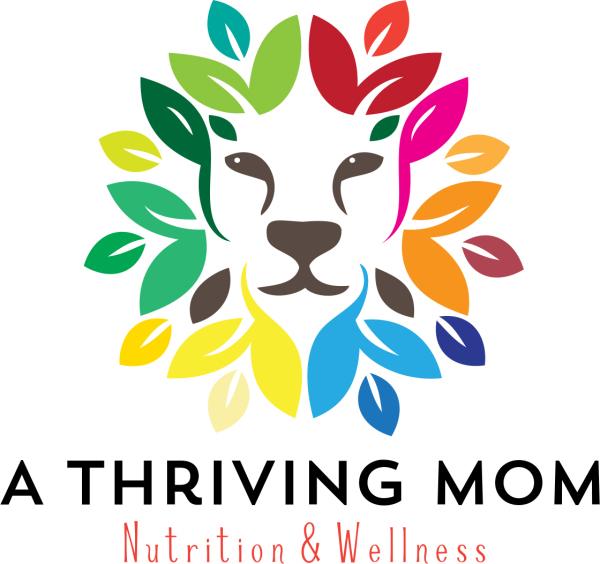 Thriving Mom wellness logo