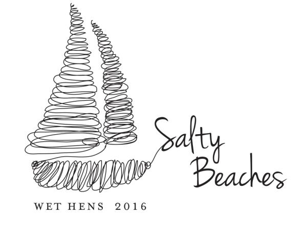 Logo design Wet Hens sailing group