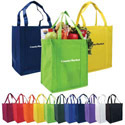 Bags are in top five promotional advertising products, from Texas Branders, Houston, TX