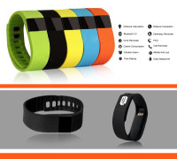 Wristband fitness trackers to promote health and wellness, from Texas Branders, Houston, TX