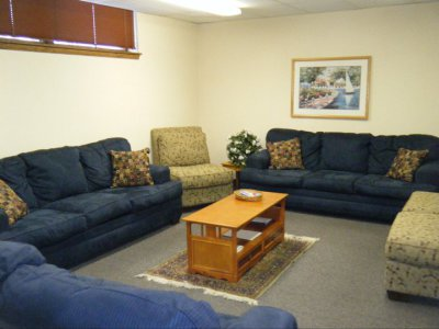 Kenosha group therapy room