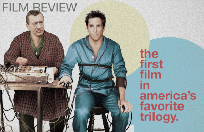 Film Reviews: Meet the Parents (2000) Available on Netflix