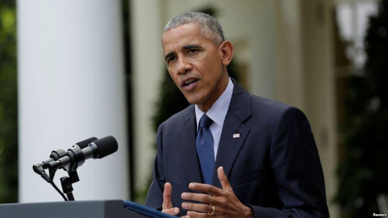 Madaxweyne Barack Obama