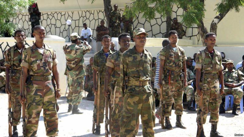 Maxay Ethiopia Uga Baxday Deegaano ka tirsan Hiiraan?