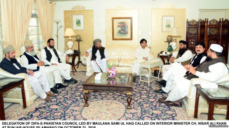 Ergo ka Socota Taliban oo Booqanaya Pakistan
