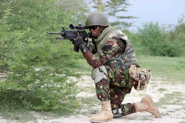 Shabaab oo Weeraray Degmada Afmadow