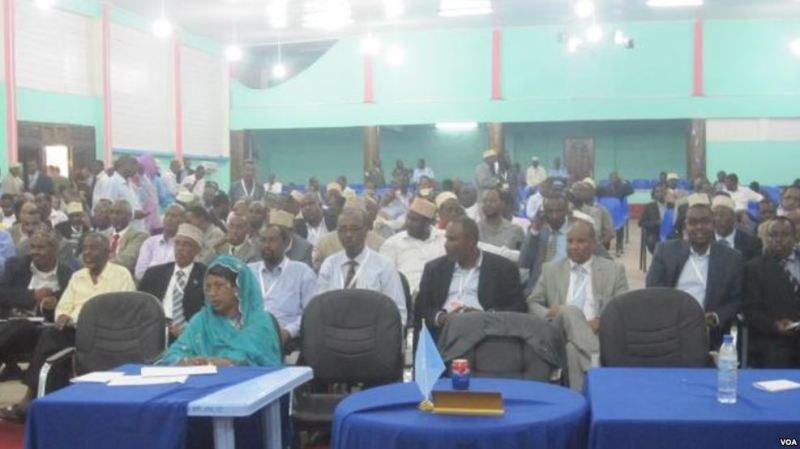 Doorashada Somalia?