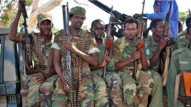 Maamulka Ceelbuur oo ka Cabanaya Ciidamada Ethiopia
