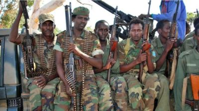 Ciidamo Ethiopian ah oo kasoo gudbay xadka Gedo