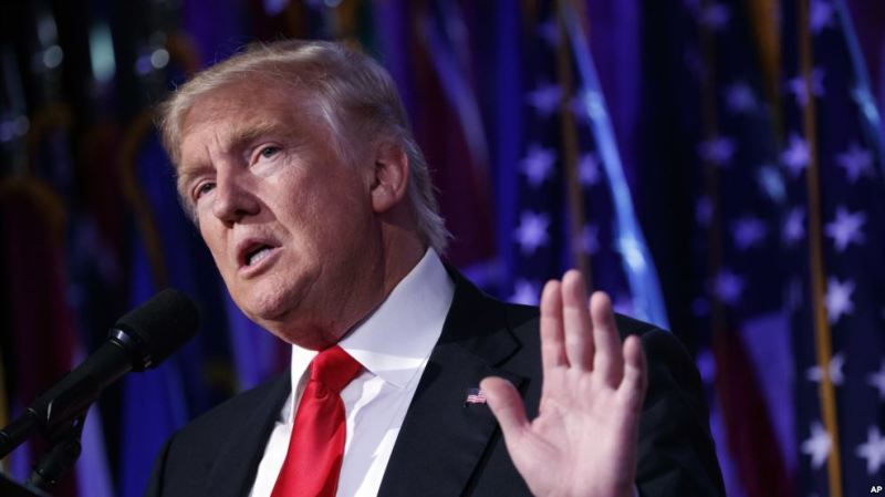 Trump: Wax Walba Si Hagaagsan Ayey u Socdaan