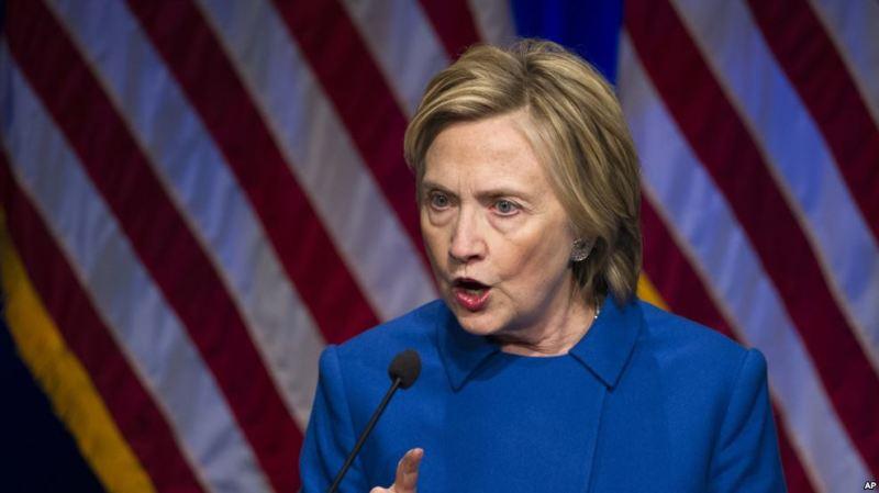 """Hillary Clinton: """"Waxaan Wajahay Maalmo Adag"""""""