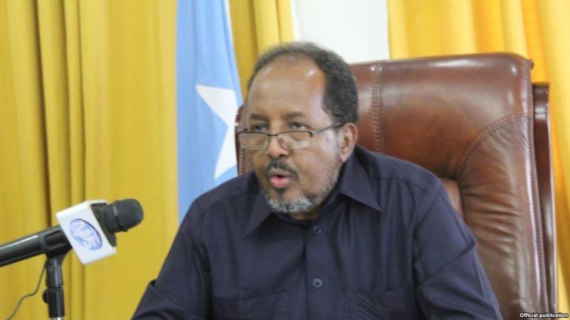 Madaxweyne Xasan: Waxaan Bixinay Deymihii Somalia Qaarkood