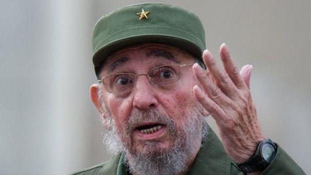 Hogamiyihii hore Cuba Fidel Castro oo 90 jir ahaa ayaa geeriyooday