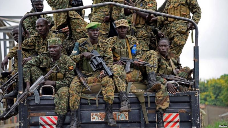 55 Qof oo ku Dhintay Dagaallo ka Dhacay Uganda