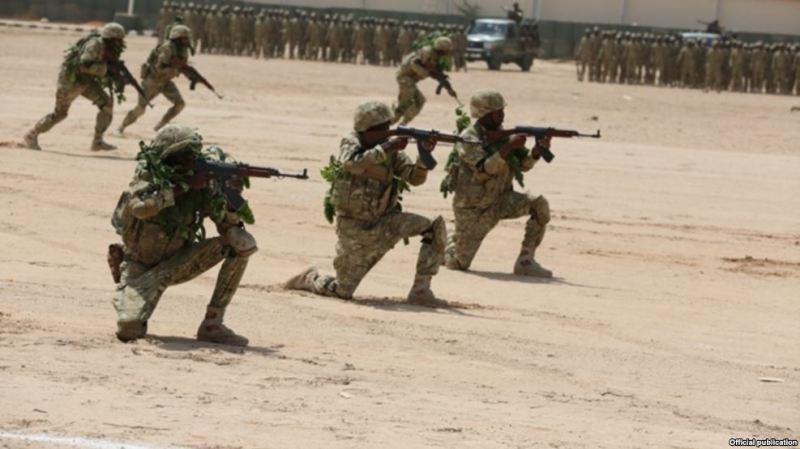 Ciidamada Somalia oo Weeraray Saldhig Al-Shabaab