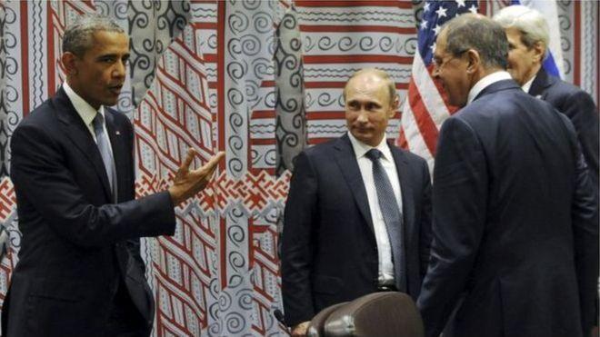 Obama:Tallaabo ayaan ka qaadi doonaa Ruushka