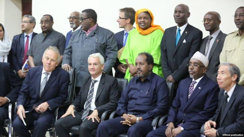 Doorashada Madaxweynaha Somalia oo Waqti Cusub loo Qabtay