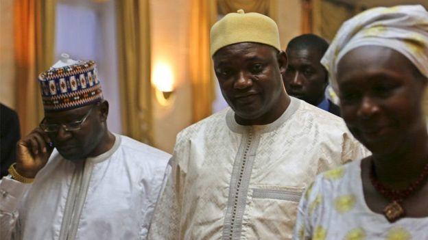 Dawladda Gambia 'oo la' 11 milyan oo doolar' ka dib markii uu Jameh dalka isaga baxay