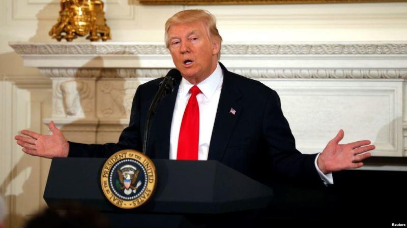 Trump oo Dalbaday Kordhinta Miisaaniyadda Ciidanka