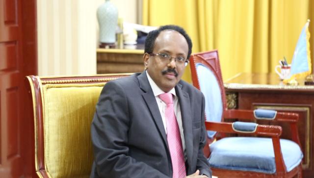 Agaasime Cusub oo loo Magacaabay Madaxtooyada Somalia