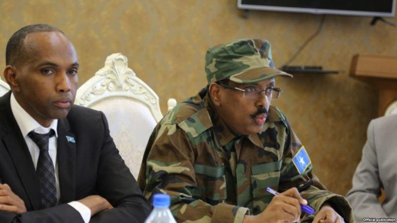 Dowladda Somalia oo Soo Bandhigtay Qorshaha Amniga Qaranka