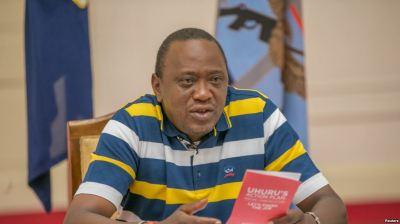 Uhuru Kenyatta oo Diiday Dooddii Madaxweynaha