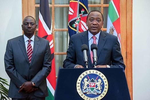 Guriga Madaxweyne ku Xigeenka Kenya oo la Weeraray